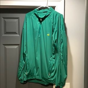 Masters Tech windbreaker.